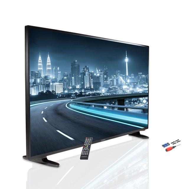 Smart TV televisión HD 49'' 4K tipo LG tele NUEVA