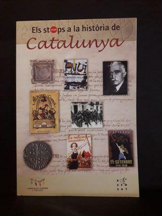 Els Stops a la història de Catalunya. Libro