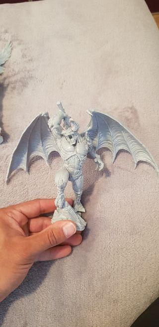 Warrior Demon Creature Caster