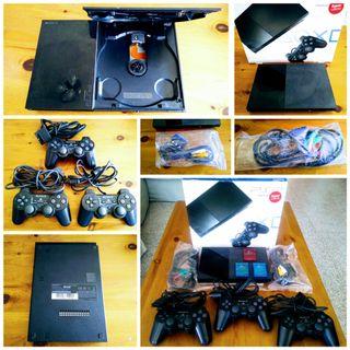 OFERTA SUPERPACK PlayStation 2 + Accesorios