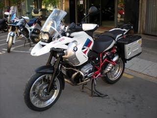 BMW R 1200 GS RALLYE - 2012