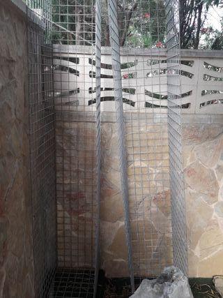 gabones acero galvanizado