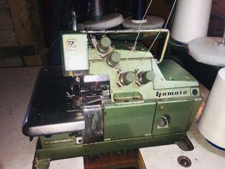 Overlock 4 hilos maquina de coser