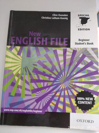 Libro Inglés EOI