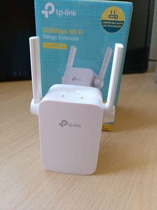TP-Link Extensor WIFI 300 Mbps