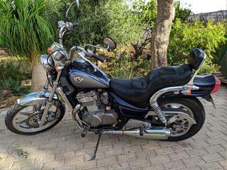 Kawasaki Vulcan EN 500 custom