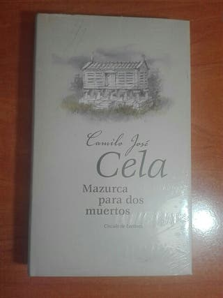 Libro.Mazurca para dos muertos.Camilo José Cela.