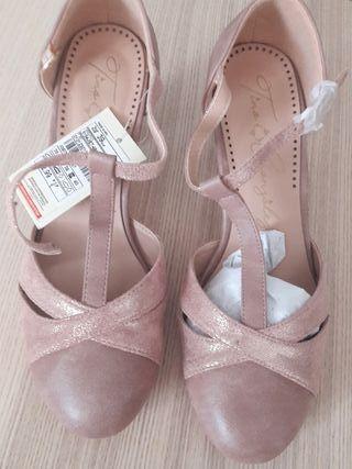 ac38d154576c Zapatos de novia de verano de segunda mano en WALLAPOP