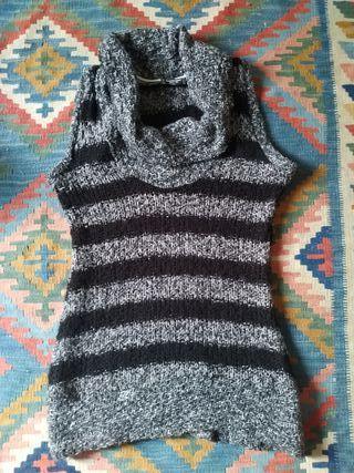 jersey francés rayas acrílico