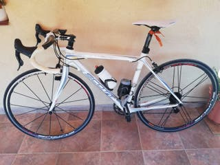 Bicicleta Scott CR1 Carbon Streem