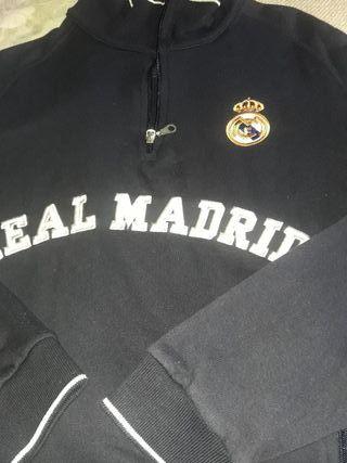 Sudadera REAL MADRID T.L