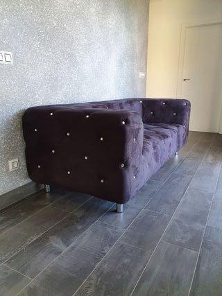 se vende sofá tipo chester