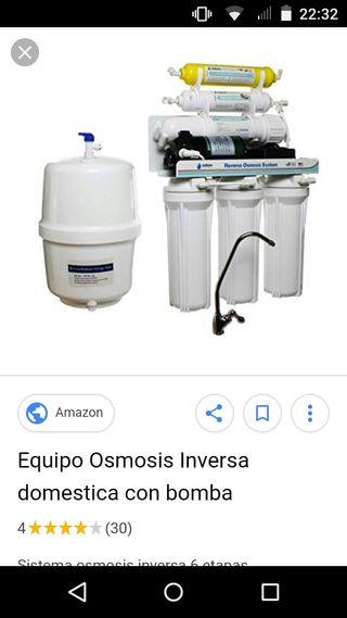 depuradora agua pura
