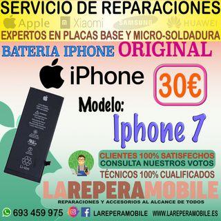 Cambio de batería IPhone 7 Batería IPhone 7