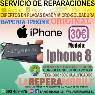 Cambio de batería IPhone 8 Batería IPhone 8