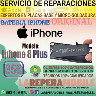 Cambio de batería IPhone 8 Plus Batería 8 Plus