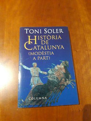 Historia de Catalunya (modestia a parte)