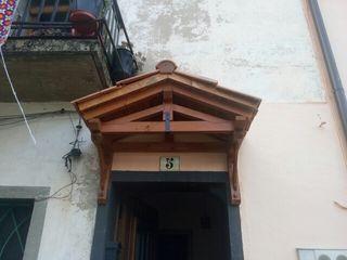 porche de puerta