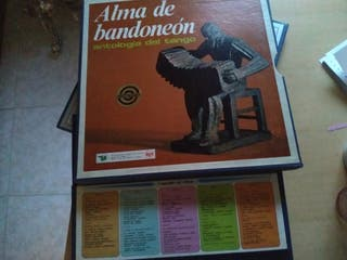 discos LP estuche libro4 LP