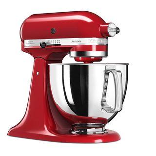 KitchenAid Artisan 300W 4.8L Rojo (nueva) sin uso