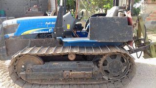 Tractor de cadenas NEWHOLLAND