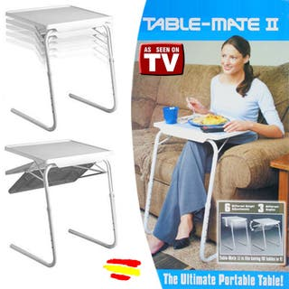 TABLE MATE MESA plegable BANDEJA sofa CAMA