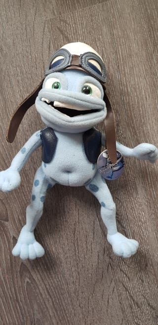 Muñeco The Annoying Thing Crazy Frog