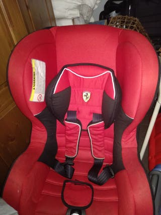 silla grupo 0-1 Ferrari
