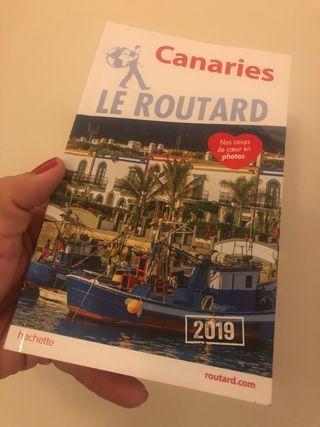 Guía Islas Canarias en francés