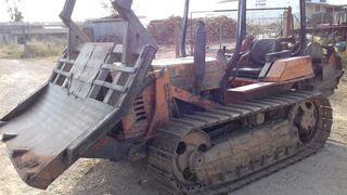 Tractor de cadenas FIAT