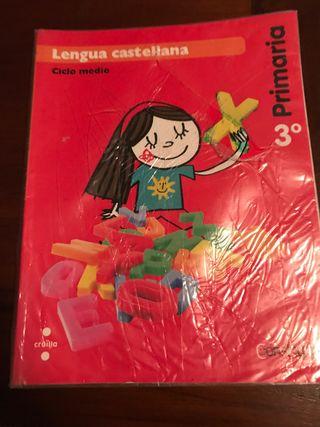 Lengua castellana / Cuarto de primaria