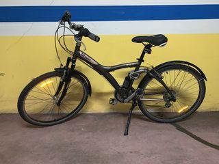 Bicicleta polivalente btwin
