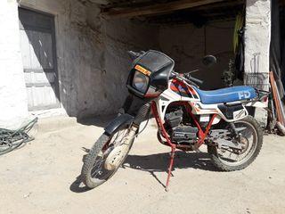 Moto Derbi SúperFD