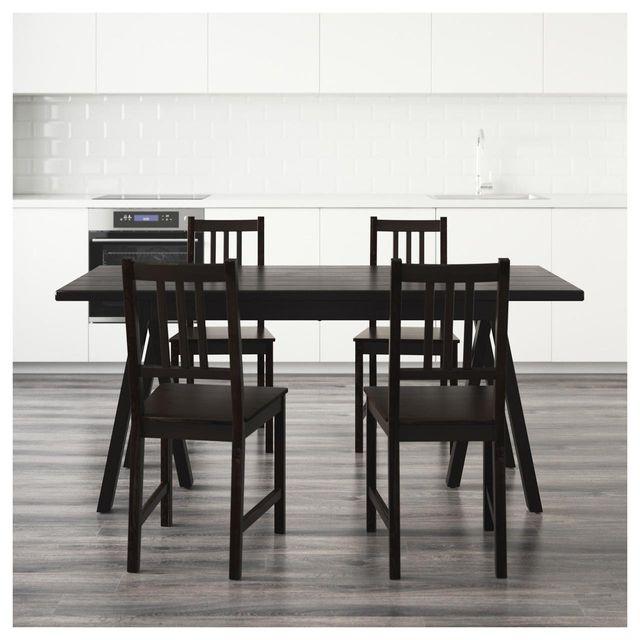 RYGGESTAD Juego de comedor mesa sillas IKEA de segunda mano ...