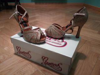 Zapatos de baile de mujer Gautiers