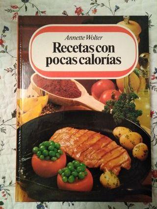 Recetas con pocas calorías