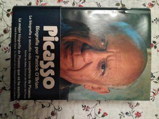Picasso: Biografía de Patrick O'Brian
