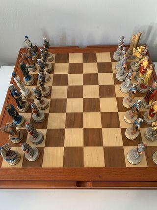 Chess Board - Ajedrez