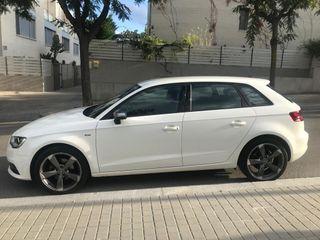 Audi A3 sportback 2015 perfecto estado automático