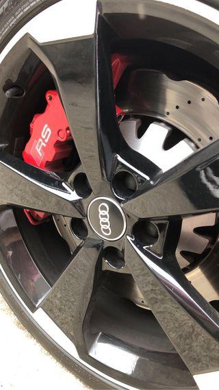 Llantas Audi Rs3 8v black originales