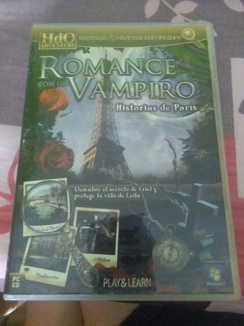 Romance con un vampiro - Historias de Paris