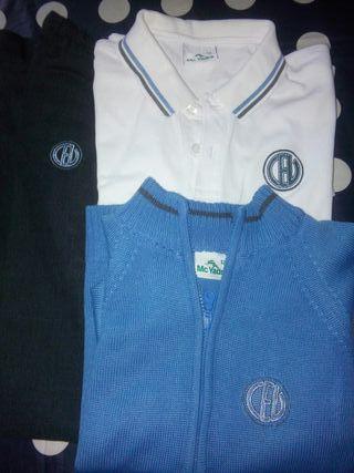 uniforme escolar talla 12