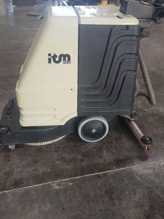 fregadora industrial ITM batería