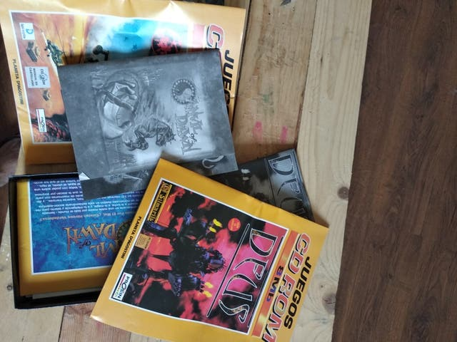 videojuegos antiguos.