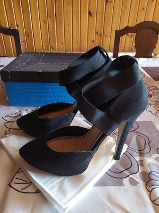 Segunda Zapatos De Mano Qumpszv Wallapop Marypaz En hdBQrtCxos