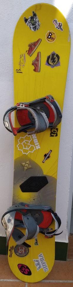 Tabla Burton snowboard