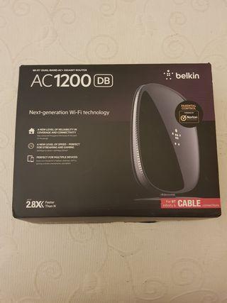 router 5g belkin 1200