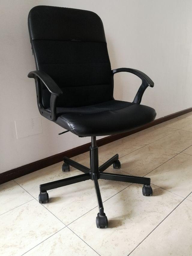 Silla Oficina Ikea de segunda mano por 20 € en A Coruña en ...
