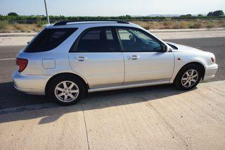 Subaru Impreza 2.0 125cb GX AWD