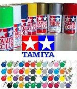 sprays de pintura TAMIYA